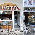 Colonia Sandwich Coffee Shop