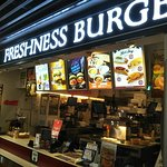 صورة فوتوغرافية لـ Freshness Burger, Narita Airport Dai-3 Terminal