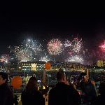 Fireworks from Lorenzillo's 2019/2020