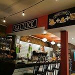 The Kitchen at Salt Lick Smoke House in Hamilton