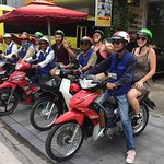 Hue Flavor Street Food Tour by Cyclo or Motorbike with Driver