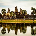 The Magnificent Angkor Wat