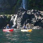 1 heure de visite guidée en kayak
