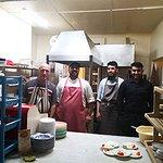 Brilliant kitchen staff.