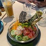 Foto van Dusk Blue Restaurant
