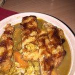 curry giapponese....con cotoletta di maiale!