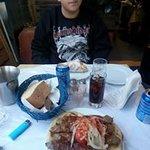 Foto di Bairaktaris Taverna