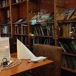 Bilde fra Saabyes Bibliotek