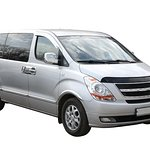 Transfer in Private Minivan from Santiago Airport to Santiago de Chile City