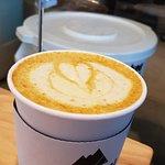 Zion coffee Foto
