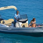 115 HP RIB_Paxos Boat Hire