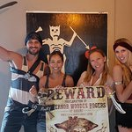 Pirate Themed Escape Room Experience in Downtown Nassau