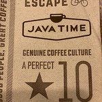 صورة فوتوغرافية لـ Java Time