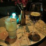 Moscow Mule og hvitvin