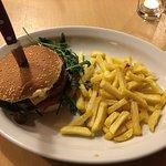 Chili Burger vegan