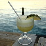 Sterling's Rum & Pineapple