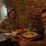 Uma noite maravilhosa na Cantina Famiglia Facin