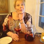Sangria was great.