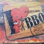 Фотография I Love Backyard BBQ