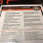San Francisco Giants Clubhouse의 사진
