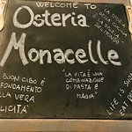 Photo de Osteria Monacelle