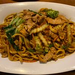 Photo de David's homemade noodles