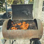 Robin's magic grill.