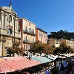 Nice City Tour and Old town Half-Day from Nice Small-Group