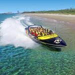 Gold Coast Jetboat and Parasail Combo - For 2 people