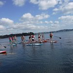 Guided Stand UP Paddleboard Adventure