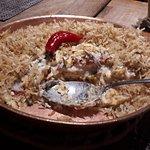 Camarão com carne seca