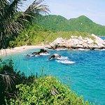 Hors-bord privé au départ de Santa Marta destination le parc national de Tayrona