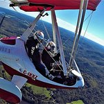 Recreational flights onboard light sport aircraft