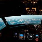 60 minuten simulatorvlucht