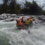 Kadamaian White Water Rafting