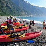 Hualien tour - Qingshui Cliff Sea Kayaking in Hualien