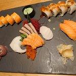 Bilde fra Rå Sushi