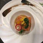 Tartare salmone