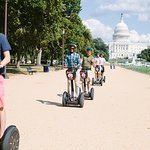 Recorrido en Segway por Washington D. C.