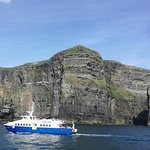 Cliffs of Moher Cruise from Doolin