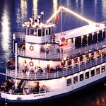 Chattanooga Southern Belle Riverboat Sightseeing-Kreuzfahrt
