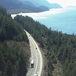 Vancouver Airport to Squamish by Bus (Round trip)