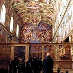 Small Groups Vatican Museums & Sistine Chapel p.m. - Hotel pick up included