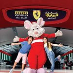 Ferrari World Abu Dhabi Admission Ticket