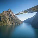 Milford Sound Scenic Flyover ex Queenstown