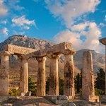 Private Biblical Tour of Isthmus Canal & Ancient Corinth from Corinthian Region!