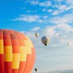 Hot Air Balloon Rides in Chianti Wine Region
