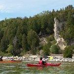 Arch Rock Adventure Kayak Tour