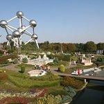 Entrada combo para Mini Europe y Atomium