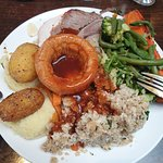 3 meat Carvery